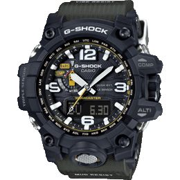 Master Of G Tough Outdoor Watches Casio Casio G Shock